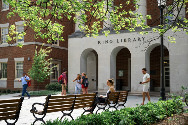 King Library
