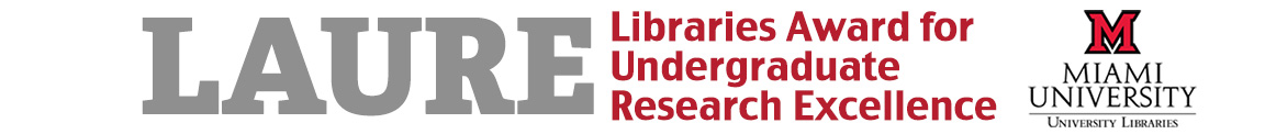 LAURE: Libraries Award for Undergraduate Research Excellence