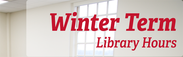 Winter Term Hours