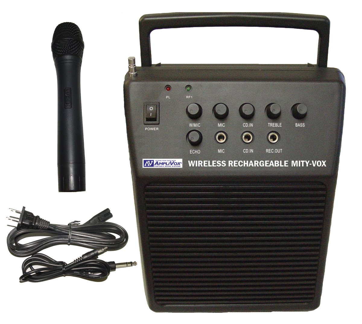 Portable Public Address System