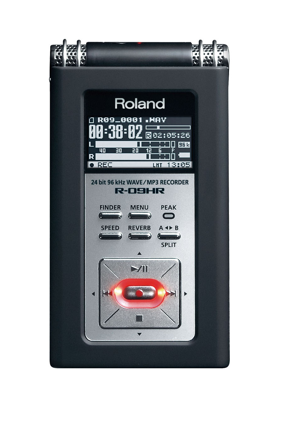 Edirol brand digital recorder