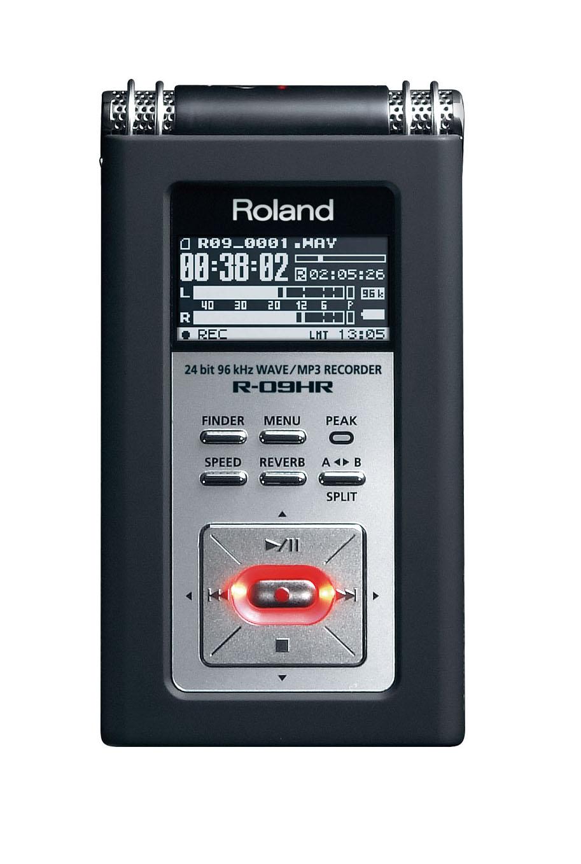 Edirol brand digital recorder