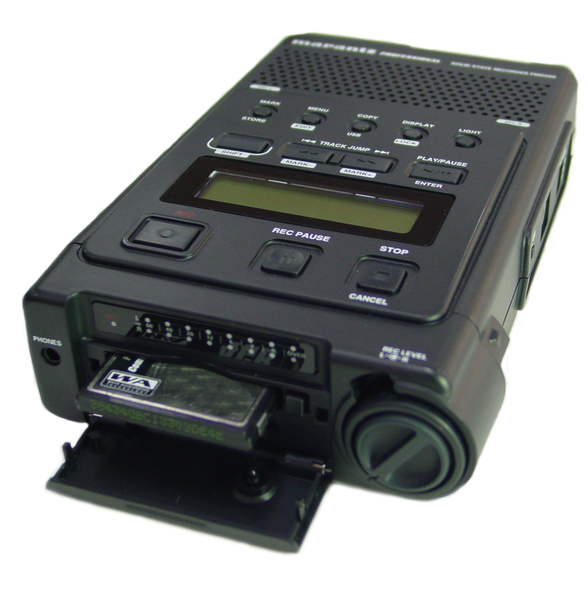 Marantz PMD660 Digital Recorder