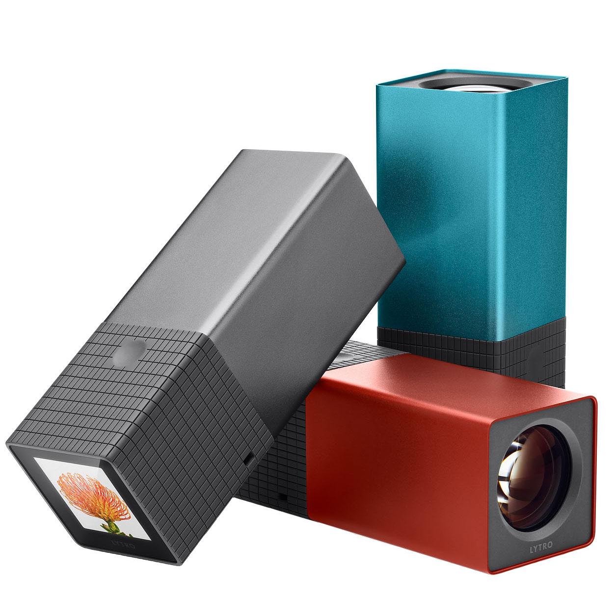Lytro field cameras